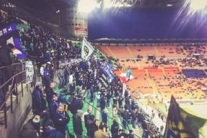 Stadio Giuseppe Meazza, Inter Mailand Tifosi