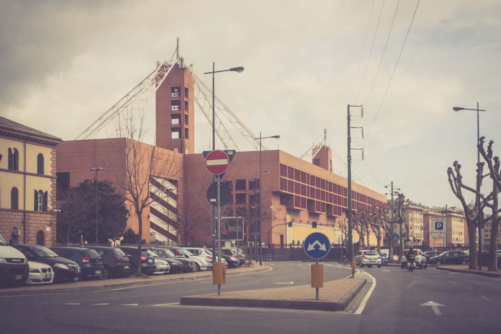 Stadio Luigi Ferraris, Genua