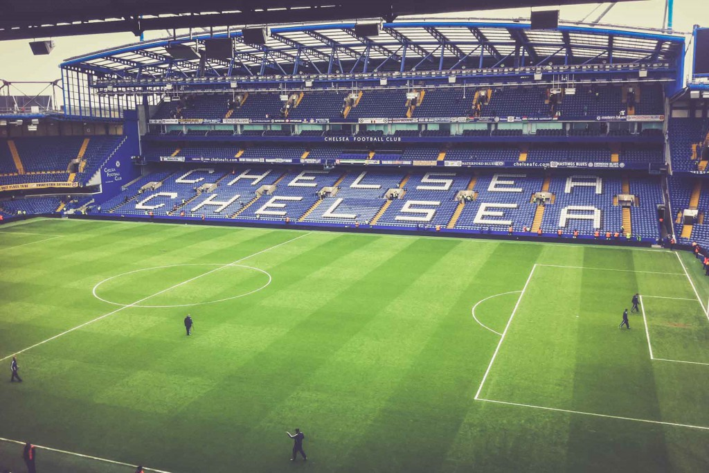 Stamford Bridge, London