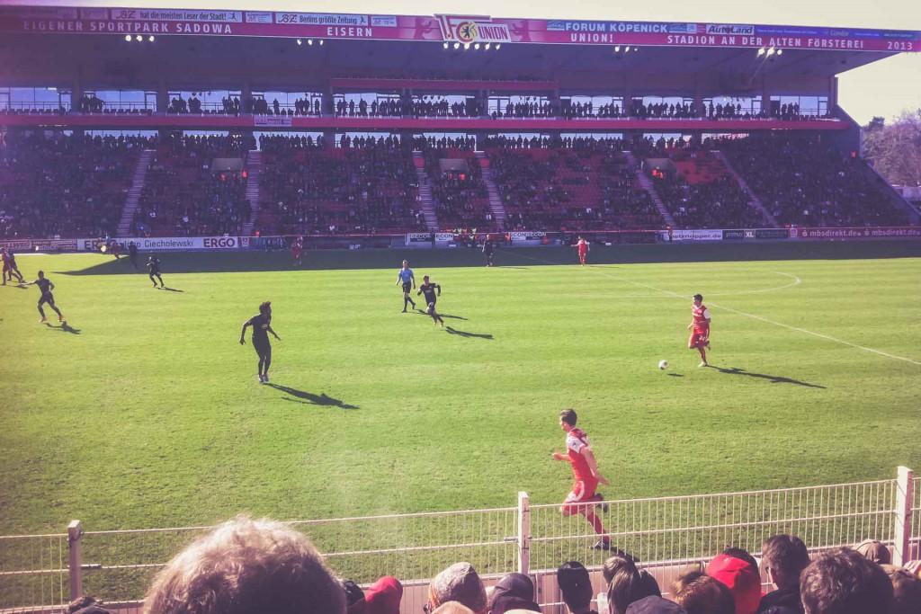 Union Berlin - FC Ingolstadt, Stadion An der Alten Försterei, Berlin