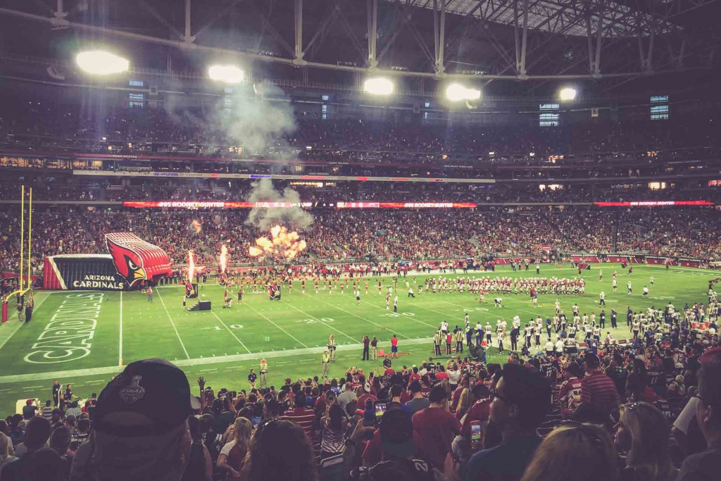 Arizona Cardinals - San Diego Chargers, University of Phoenix Stadium, Glendale