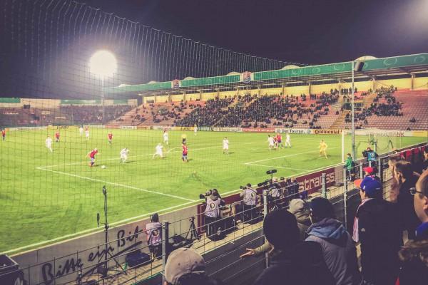 Alpenbauer Sportpark, Unterhaching