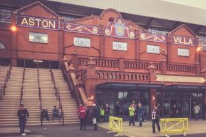 Villa Park, Aston Villa – AFC Sunderland