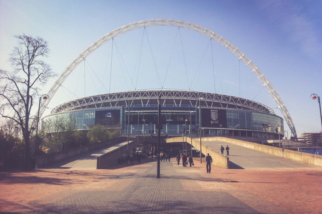 Wembley Stadium, London