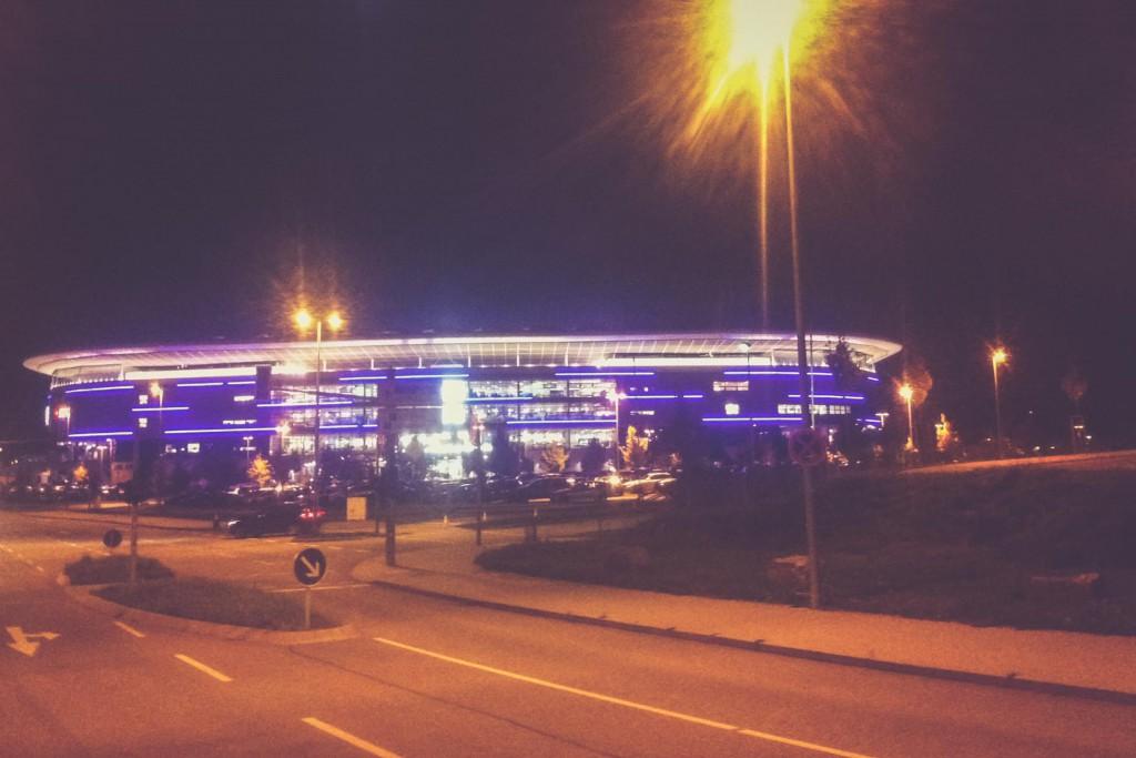 Wirsol Rhein-Neckar-Arena, Sinsheim