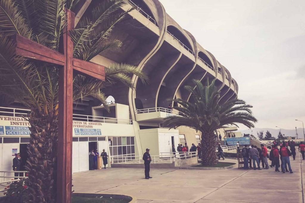 Estadio Monumental de la UNSA, Arequipa, Peru