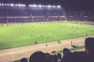 Groundhopping in Peru: Estadio Monumental de la UNSA, Arequipa, Peru