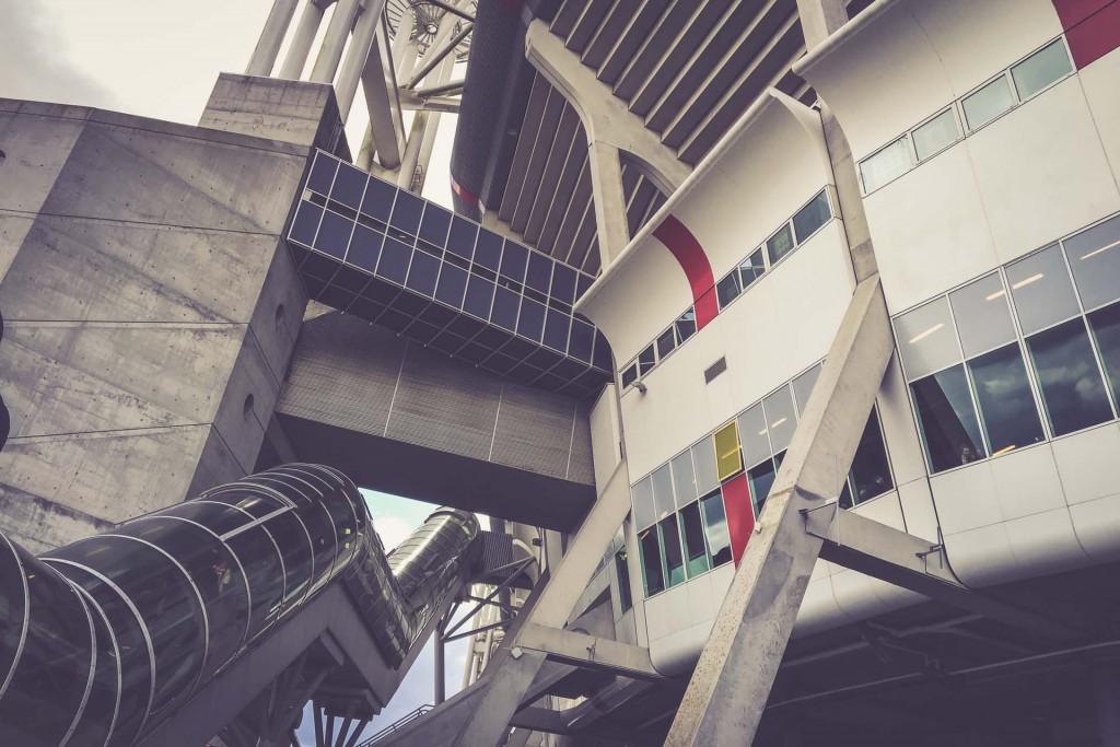 Amsterdam Arena Architektur