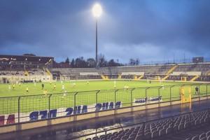 Stadion an der Grünwalder Straße, 1860 München II - SpVgg Bayreuth
