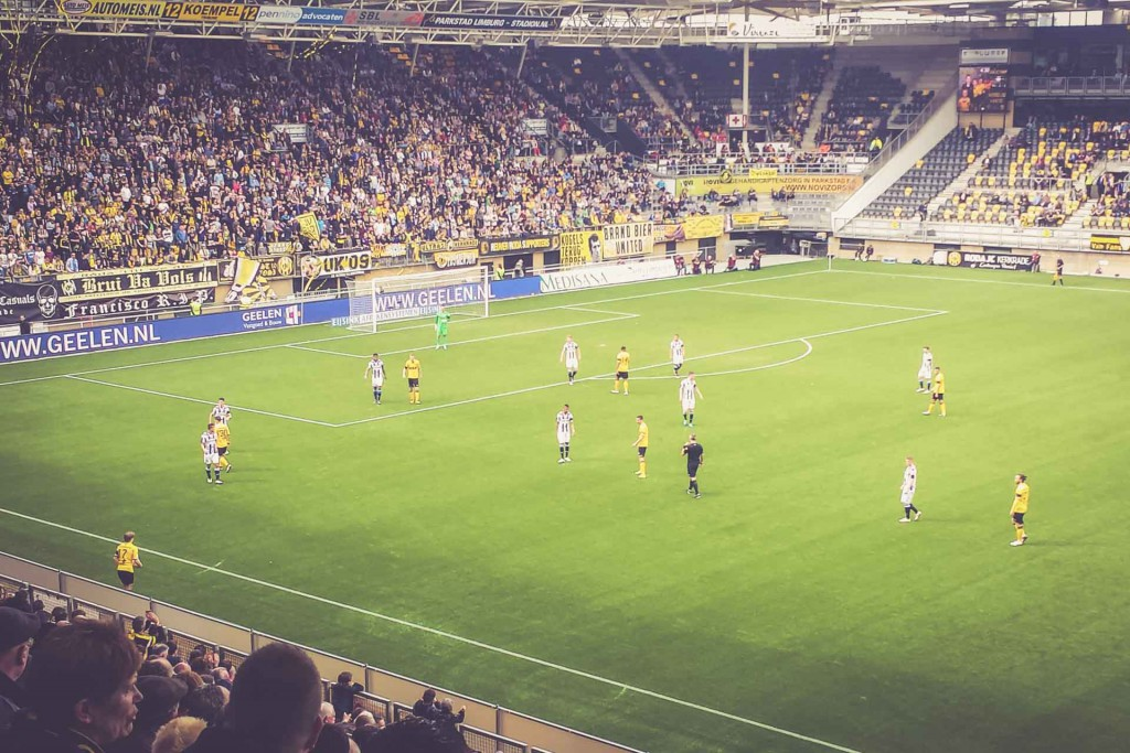 Parkstad Limburg Stadion, Kerkrade - Heerenveen