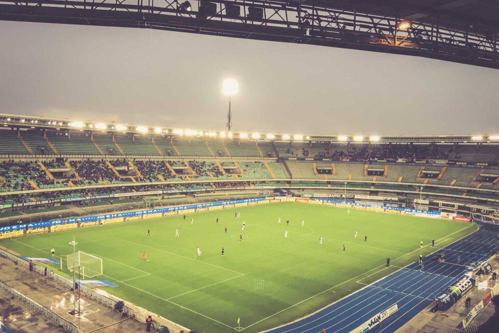 Stadio Marcantonio Bentegodi - Chievo Verona - FC Bologna