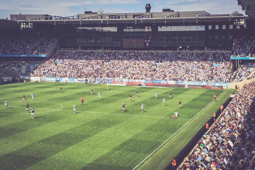 Swedbank Stadion Malmö, Malmö FF - AIK Solna