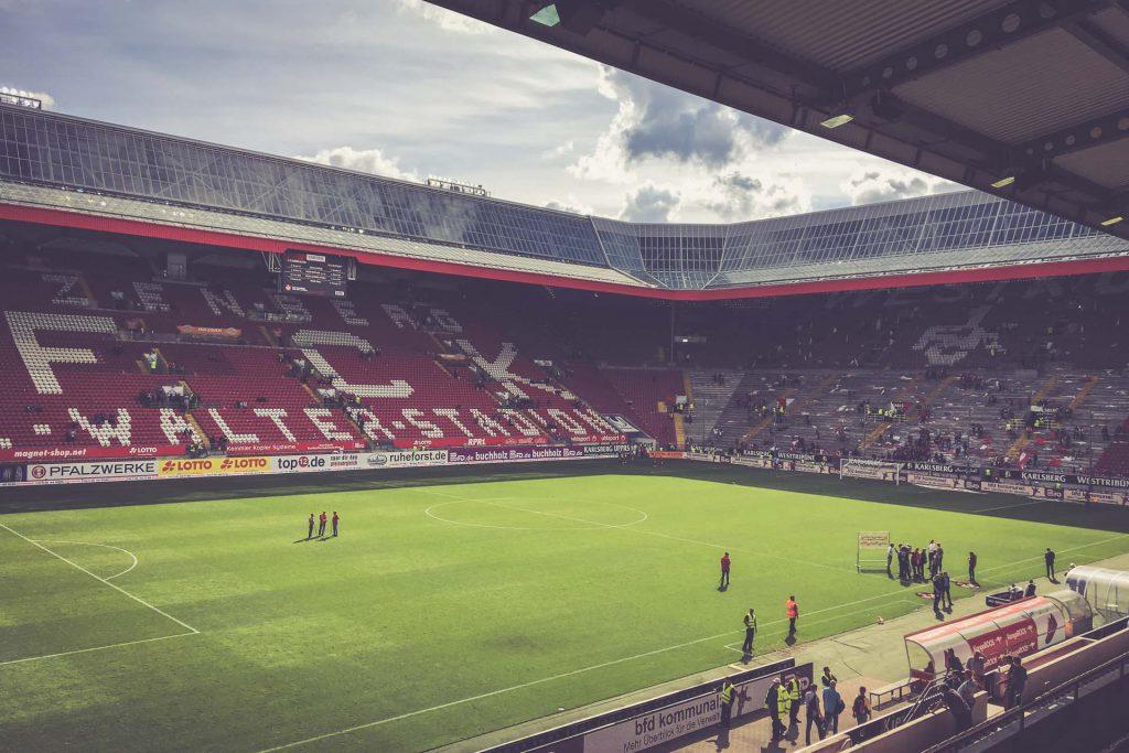 Fritz-Walter-Stadion - Betzenberg, Kaiserslautern