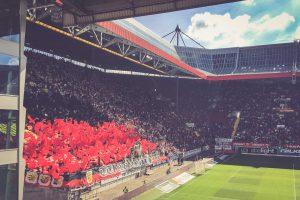 Fritz-Walter-Stadion - Ostkurve, Kaiserslautern