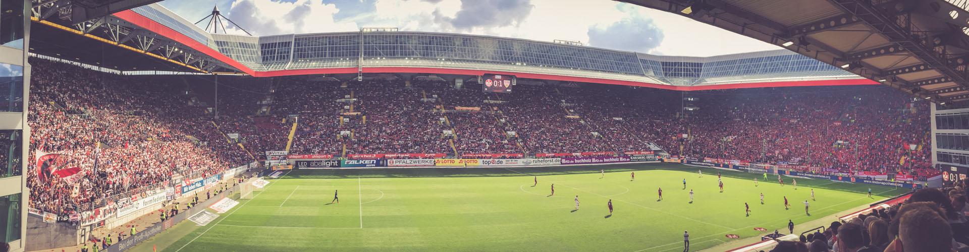 Fritz Walter Stadion - Betzenberg, Kaiserslautern