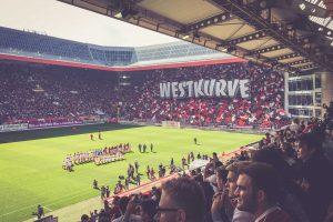 Fritz-Walter-Stadion - Westkurve, Kaiserslautern