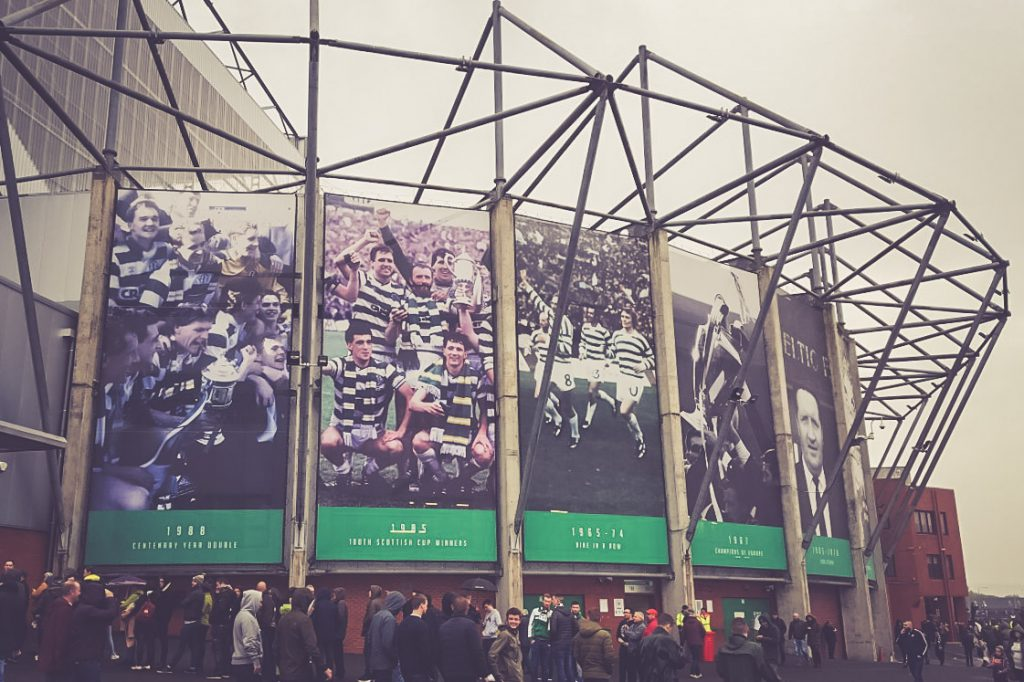 Celtic Park, Glasgow