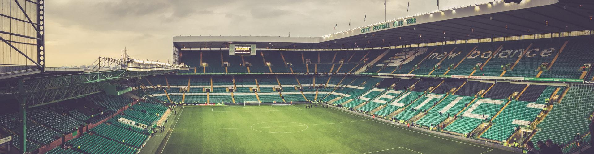 Celtic Park, Glasgow Header