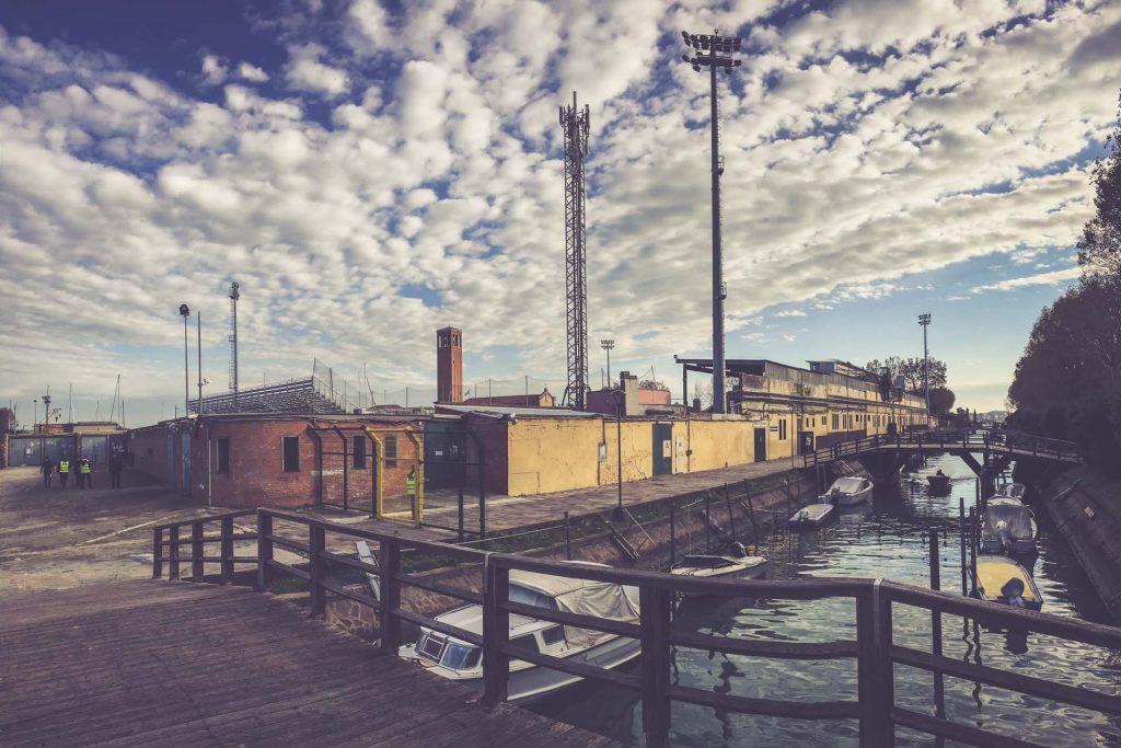 Stadio Pierluigi Penzo, Venedig