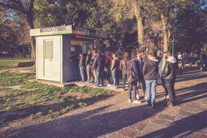 Stadio Pierluigi Penzo, Venedig - Ticketschalter