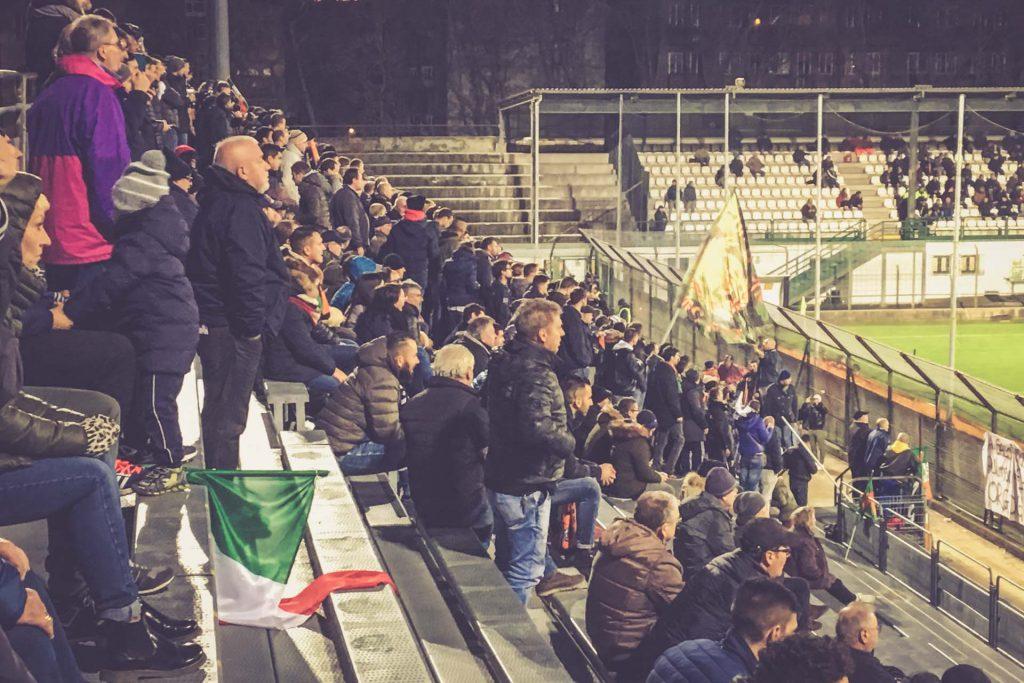 Stadio Pierluigi Penzo - Venezia Fans