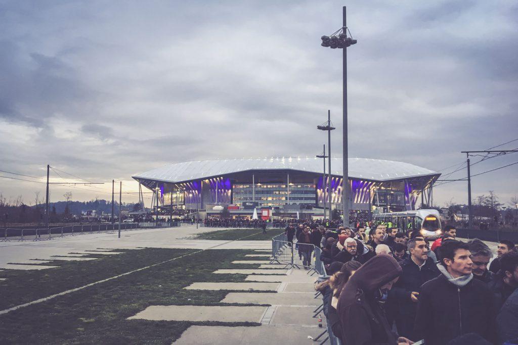 Parc Olympique Lyonnais, Lyon