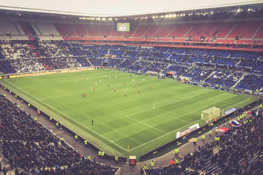 Parc Olympique Lyonnais, Lyon - Rennes
