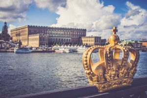 Stockholm - Schloss