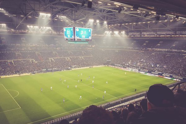 Veltins-Arena, Schalke 04 - Werder Bremen