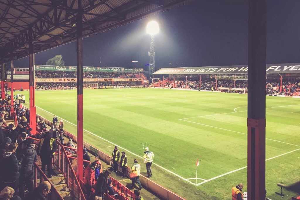 Griffin Park, Brentford