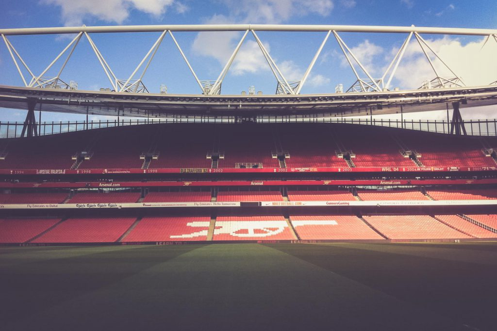 Emirates Stadium, Arsenal FC - London
