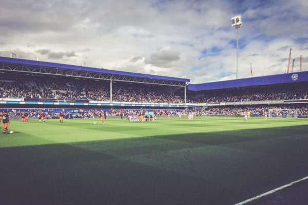 Loftus Road Stadium, London