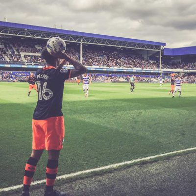 Loftus Road Stadium, QPR - Sheffield Wednesday