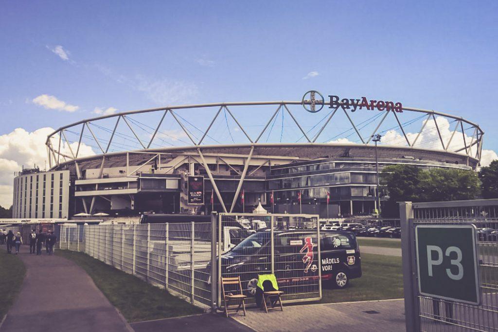 BayArena, Leverkusen