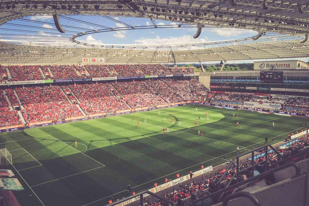 BayArena: Bayer 04 Leverkusen - 1. FC Köln