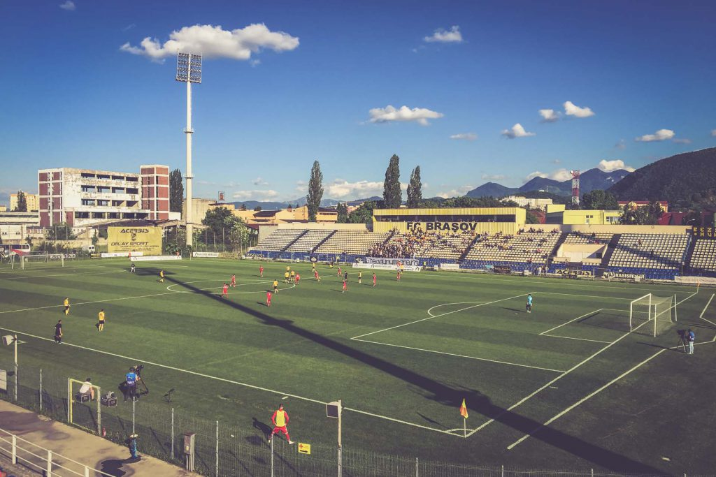 Stadionul Tineretului, Brașov