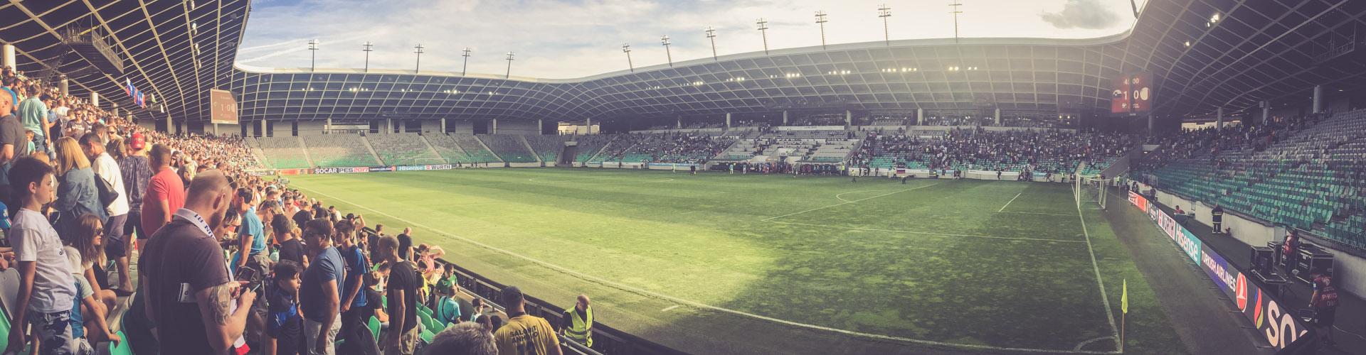 Stozice Stadium, Ljubljana