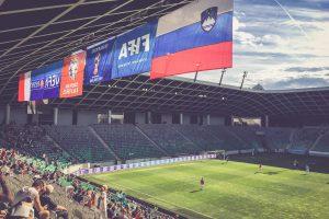 Stožice Stadium, Ljubljana - World Cup Quali: Slowenien - Malta
