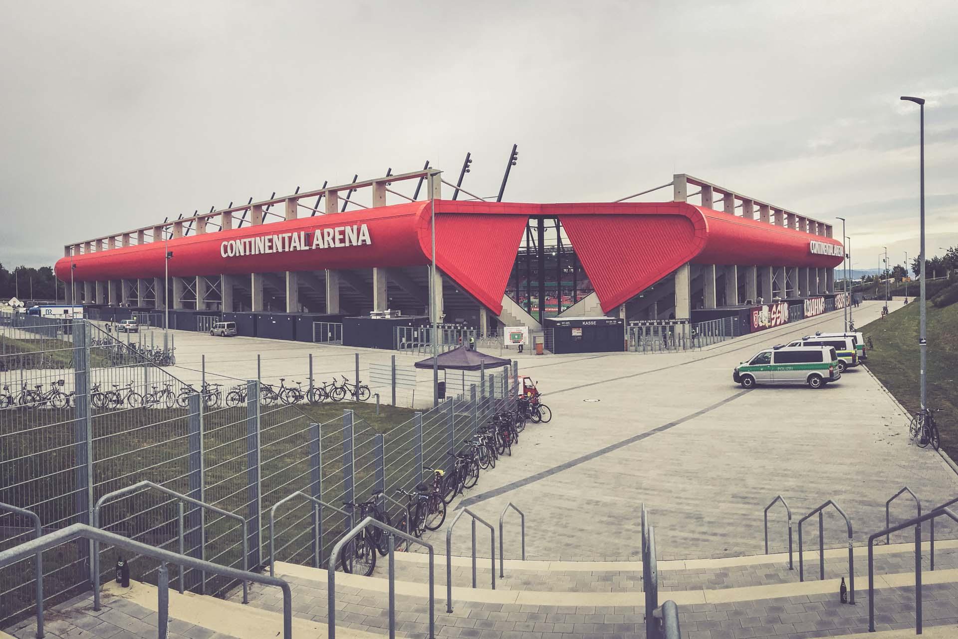 Continental Arena
