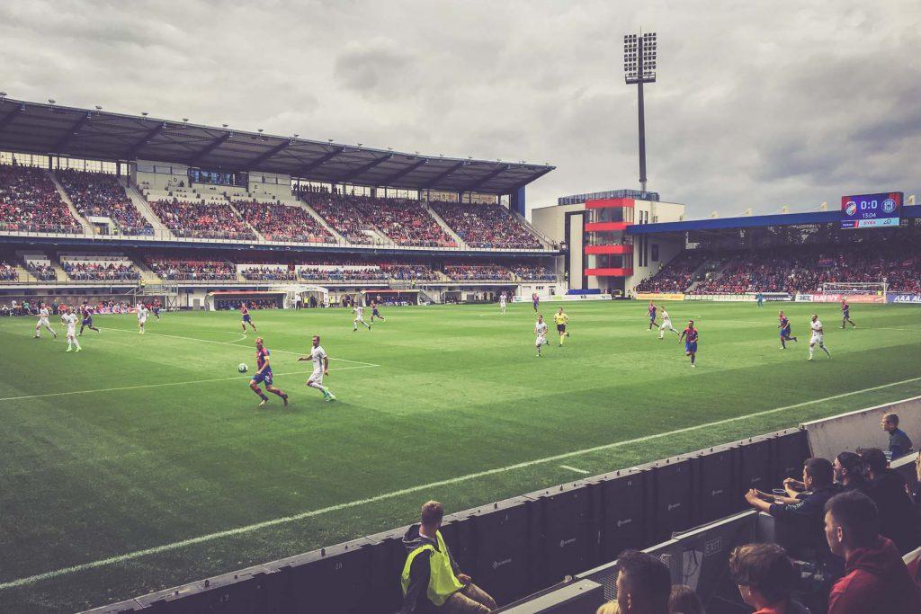 Doosan Arena, Viktoria Pilsen - Sigma Olmütz