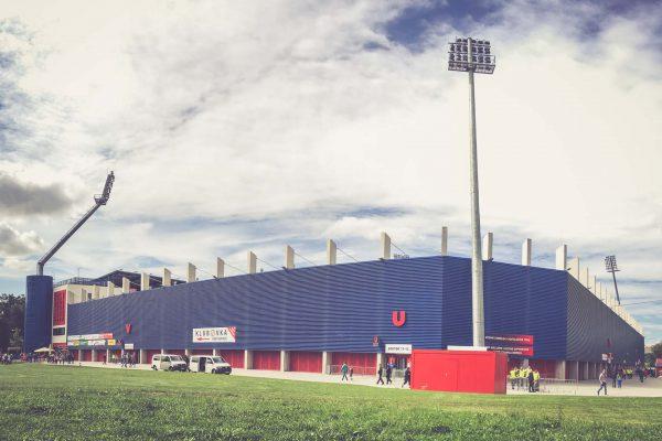 Doosan Arena, Pilsen