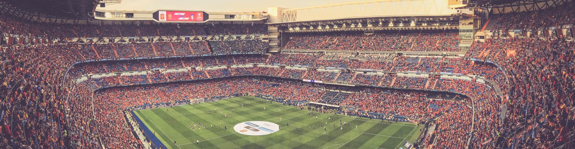 Für 10€ ins Estadio Santiago Bernabéu, Madrid - Panorama