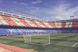 Estadio Vicente Calderón, Madrid
