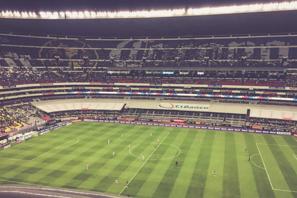 Aztekenstadion, Mexico-City - Club América - Liga MX