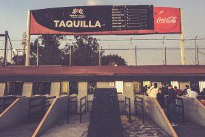 Aztekenstadion, Mexico-City - Ticketschalter