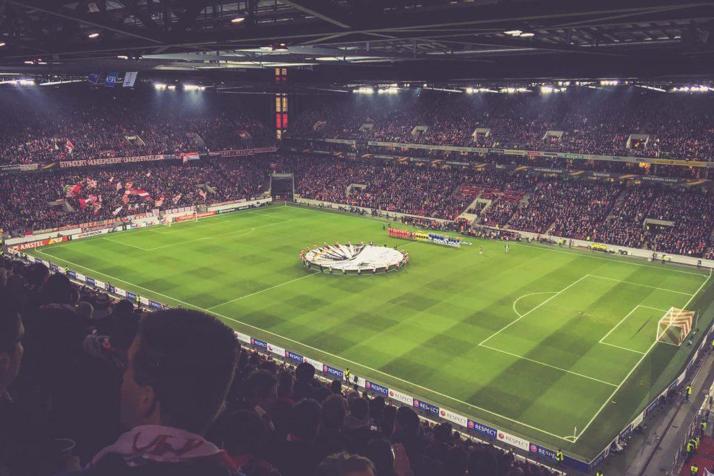 Rhein Energie Stadion - 1. FC Köln - Arsenal FC, Europa League