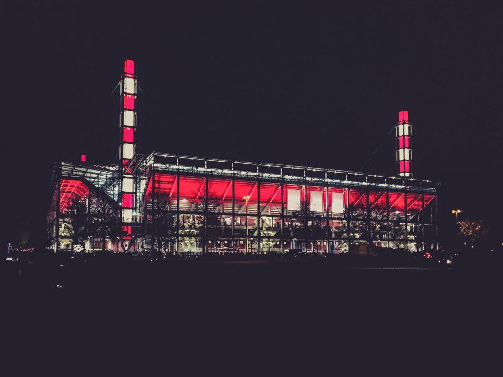 Rhein Energie Stadion, Köln - Europa League Nacht