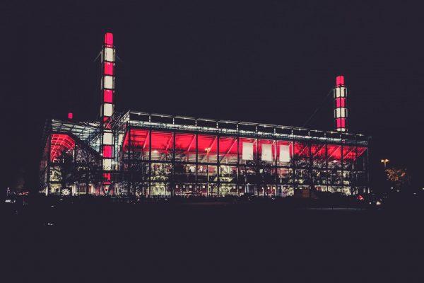 Rhein Energie Stadion, Köln