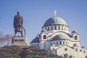 Dom des Heiligen Sava, Belgrad