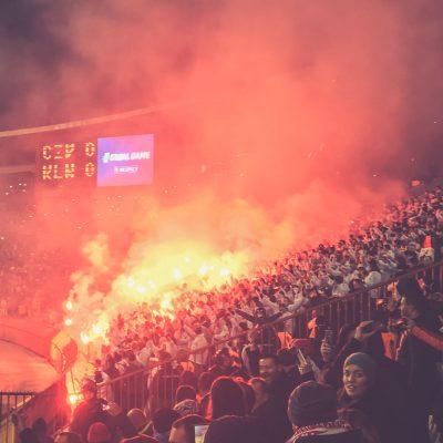Stadion Rajko Mitić, Belgrad - Gästeblock